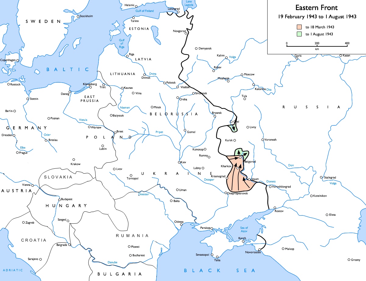 Eastern Front 1943